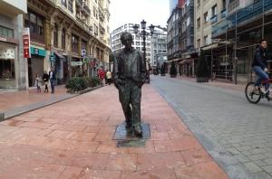 Woody en Oviedo