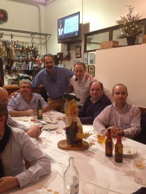 Albertone, Pepone, Hippo, Don Carlo y Don Danielo