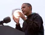 Obama con el mundo en sus manos
