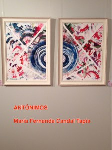 María Fernanda Candal en Cambre