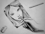dibujar para no aburrirse