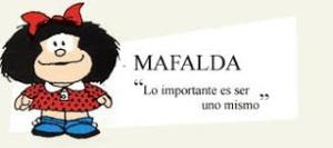 Mafalda ayuda a ser mejor