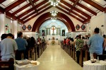 asistir a misa en domingo