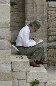 Woody allen en Asturias