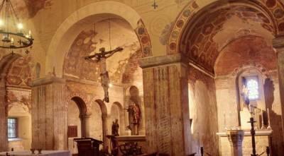 Iglesia de San Julián Oviedo