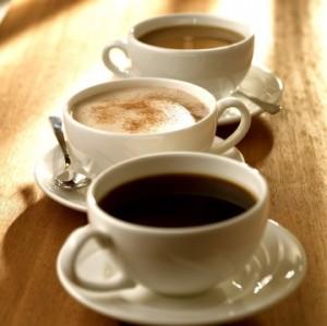 tipos de cafe