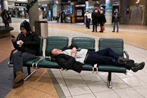 aeropuerto descanso