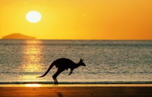 pasada de Australia