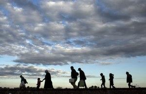 solidaridad con refugiados