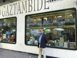 Librería Gaztambide, la moderna