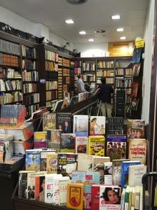 Gaztambide, la librería de ocasión