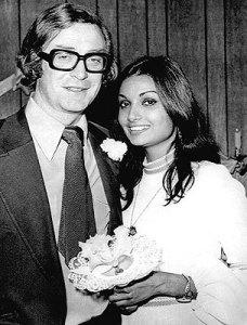 MICHAEL CAINE & SHAKIRA 1972
