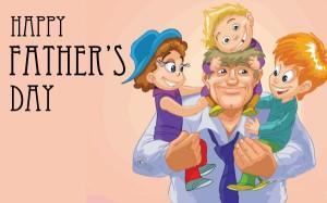 padre y tres