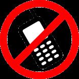 prohibicio telefono