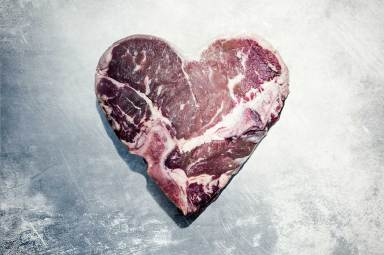 corazon carne