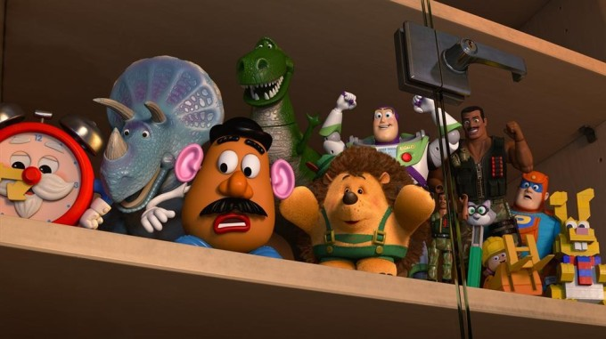 "TOY STORY OF TERROR - ABC has set an airdate for Disney•Pixar's first special for television, ""Toy Story OF TERROR!,"" a spooky new tale featuring all of your favorite characters from the ""Toy Story"" films, airing WEDNESDAY, OCTOBER 16 (8:00-8:30 p.m., ET). What starts out as a fun road trip for the ""Toy Story"" gang takes an unexpected turn for the worse when the trip detours to a roadside motel. After one of the toys goes missing, the others find themselves caught up in a mysterious sequence of events that must be solved before they all suffer the same fate in this ""Toy Story OF TERROR!"" (Disney/Pixar 2013)